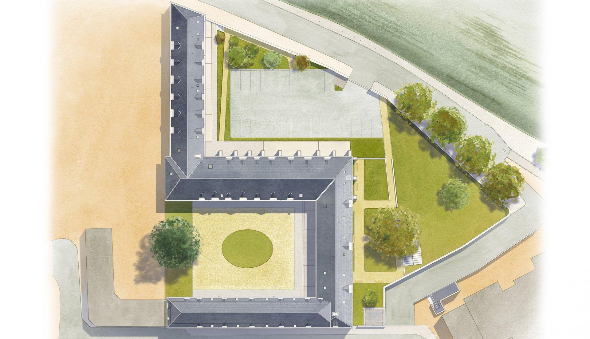Programme Immeuble - Châlons-en-Champagne