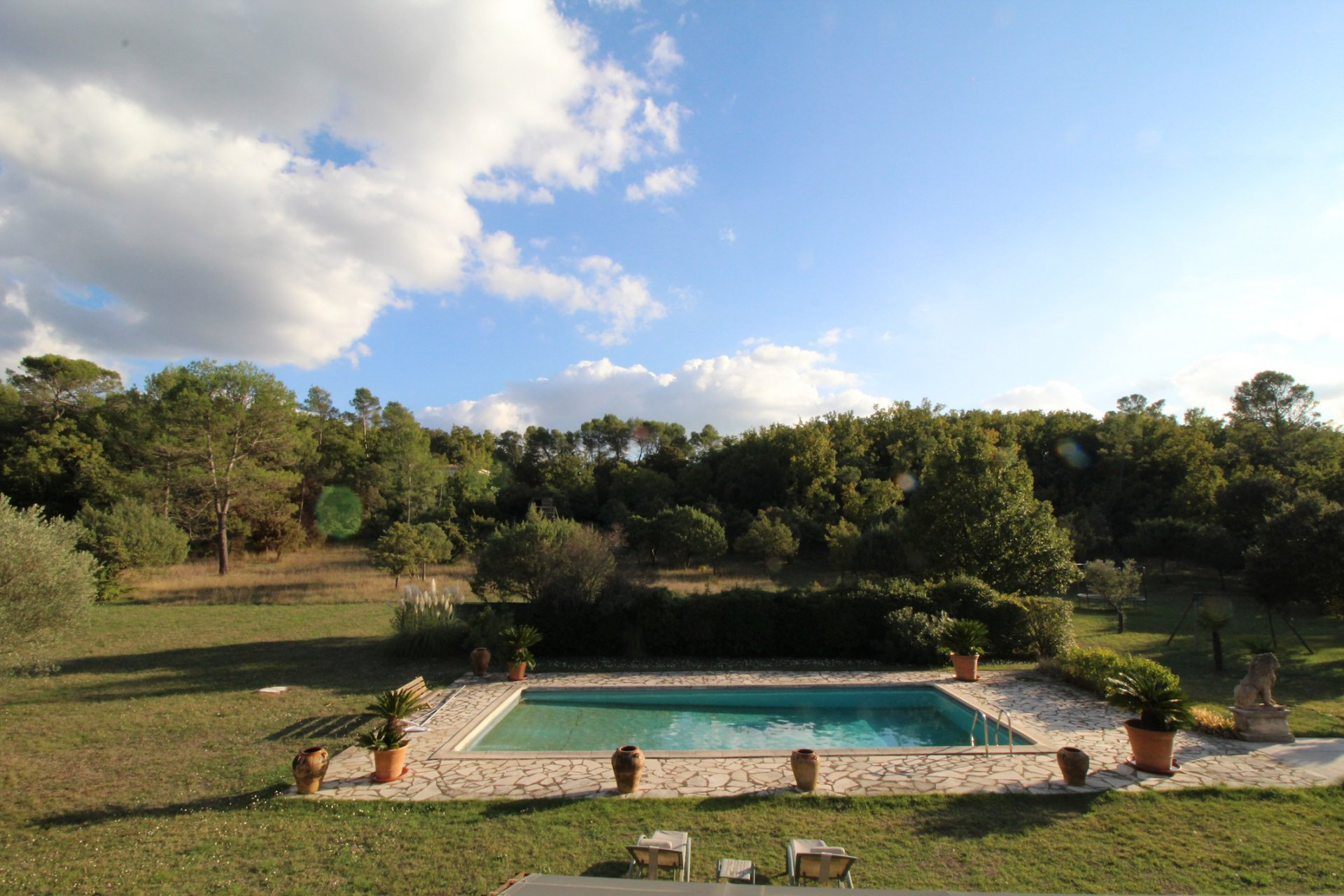Le Luc, an exceptional property for horse lovers