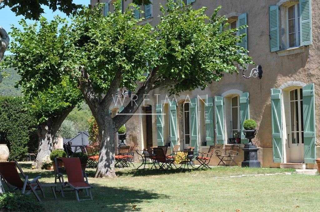 Magnificent 18th Century Bastide, B&B - Aups
