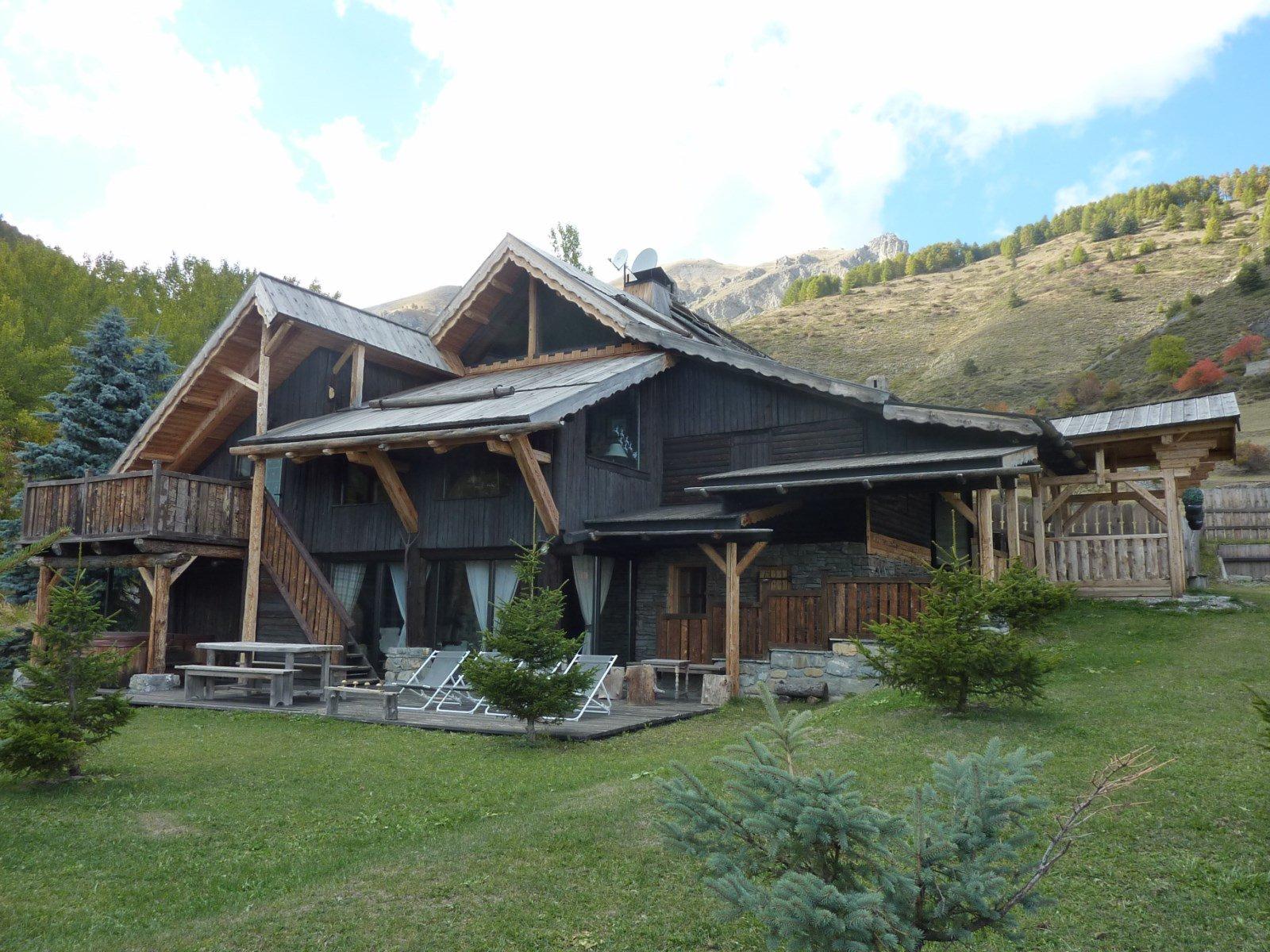 Vente chalet auron 980 000 - Taxe d habitation garage ...