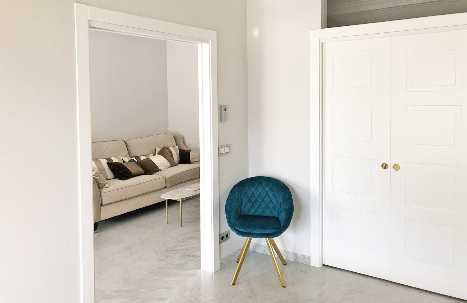 Luxus Zwei Zimmer Wohnung in Fontvieille