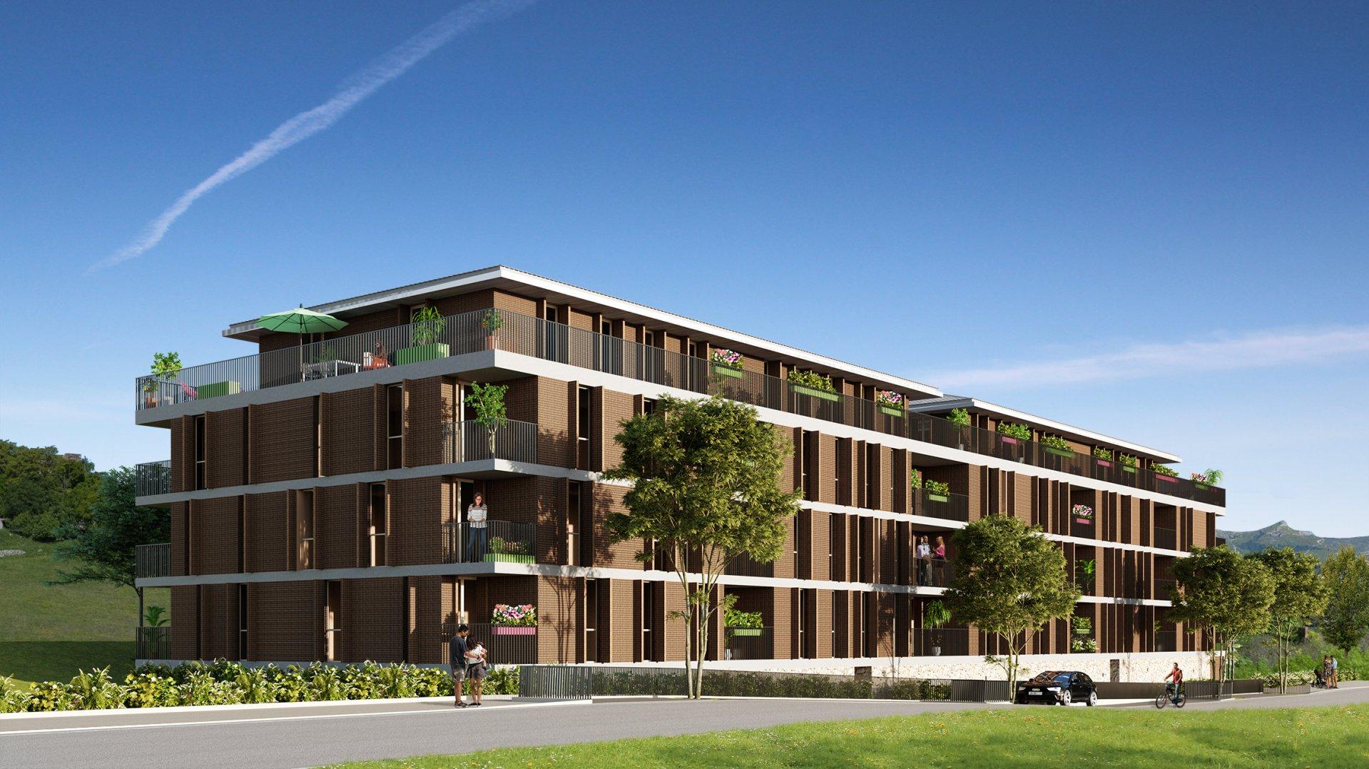 Programme Immeuble - La Penne-sur-Huveaune