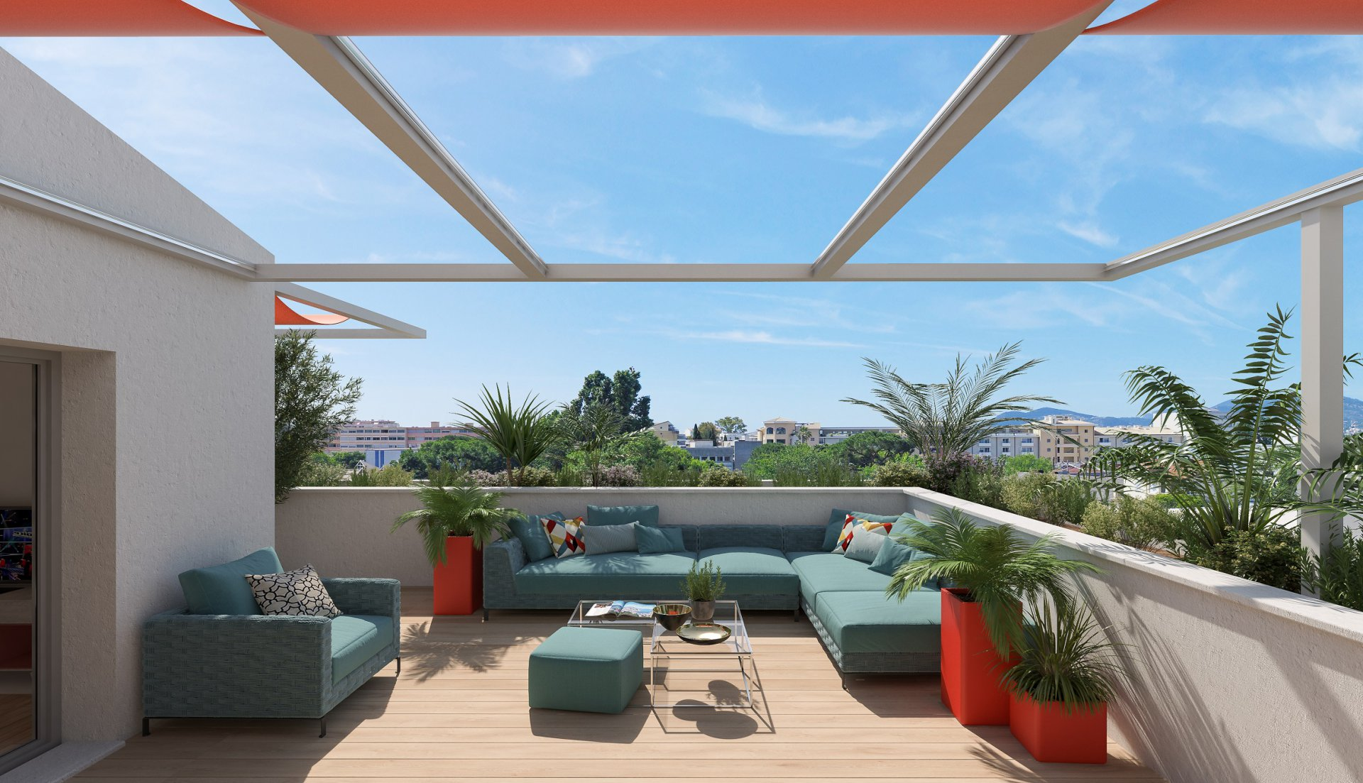 Programme Immeuble - Cannes