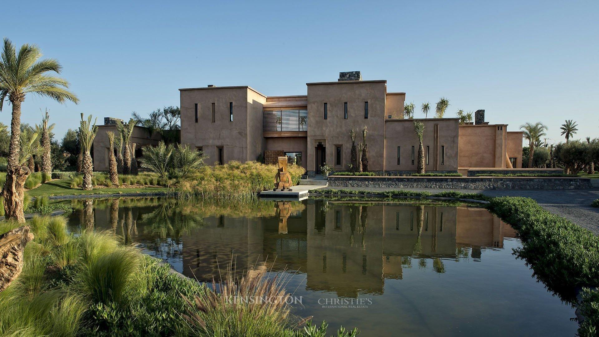 KPPM00733: Villa Soan Villa de luxe Marrakech Maroc