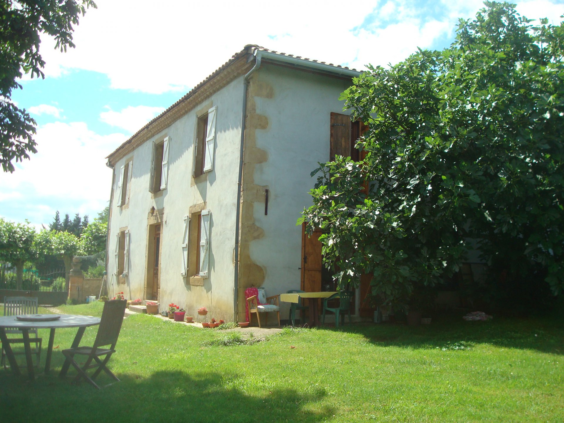 Near Ciadoux, Beautiful house of 120 sqm overlooking the Pyrenees