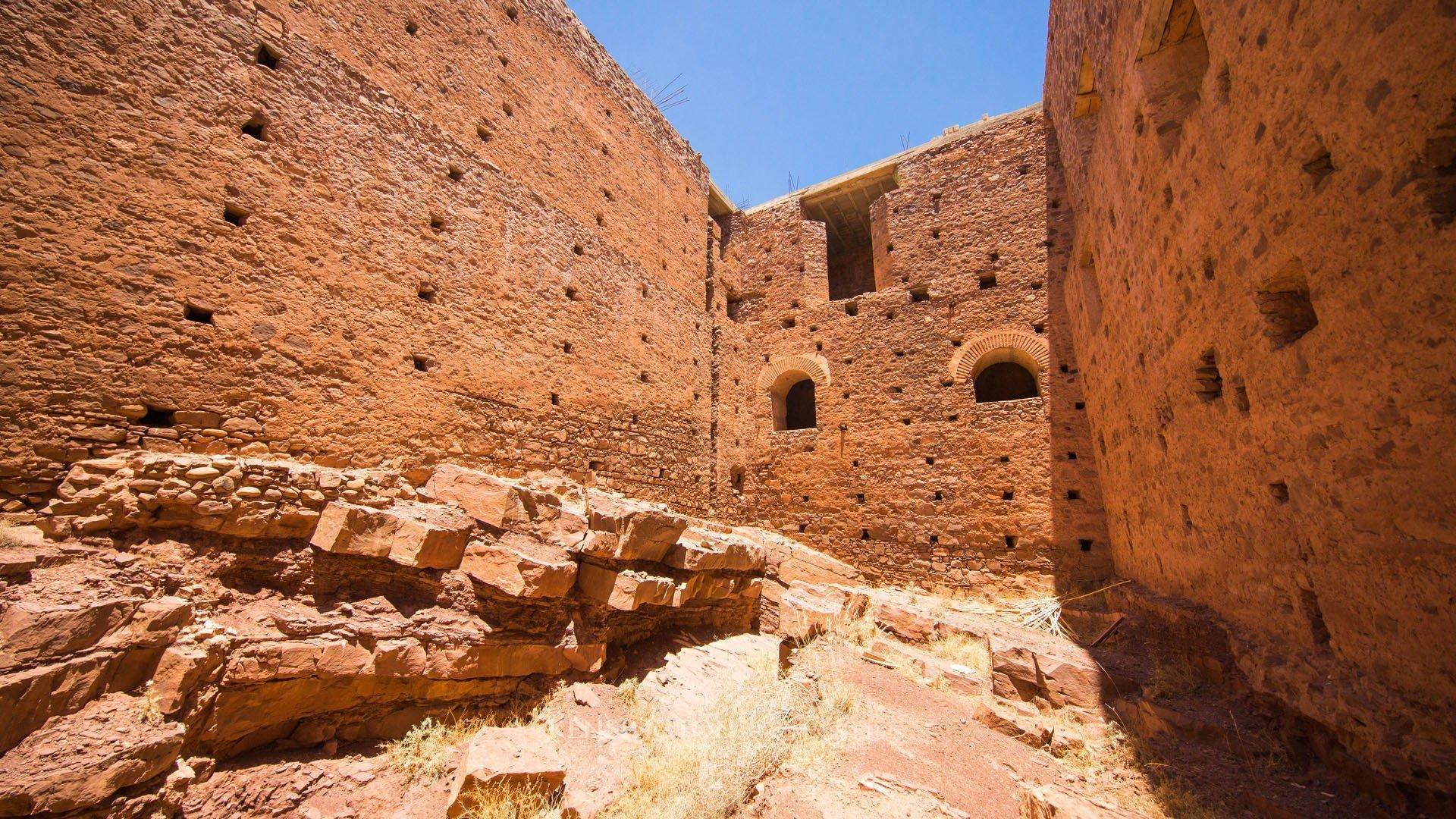 KPPM00974: Kasbah Tagountaft Luxury Villa Marrakech Morocco