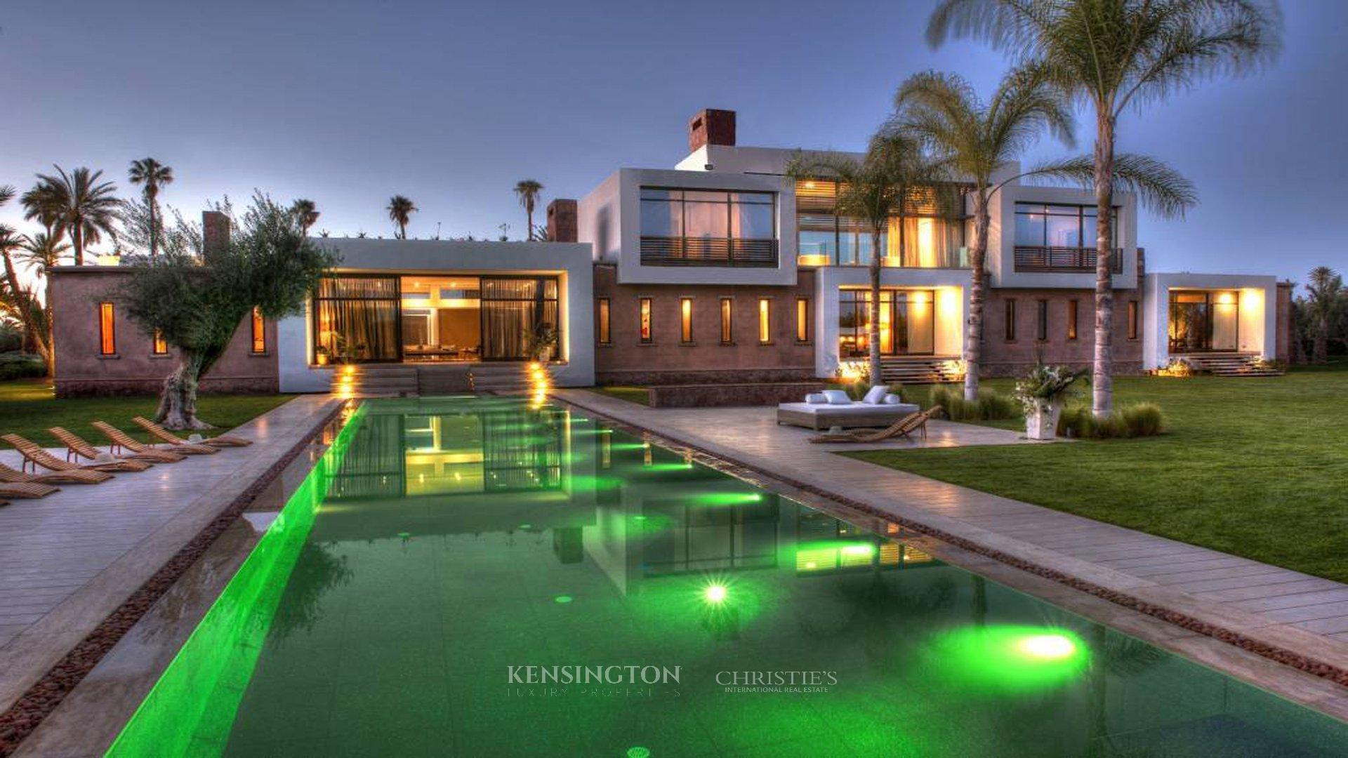 KPPM00736: Naël Villa Luxury Villa Marrakech Morocco