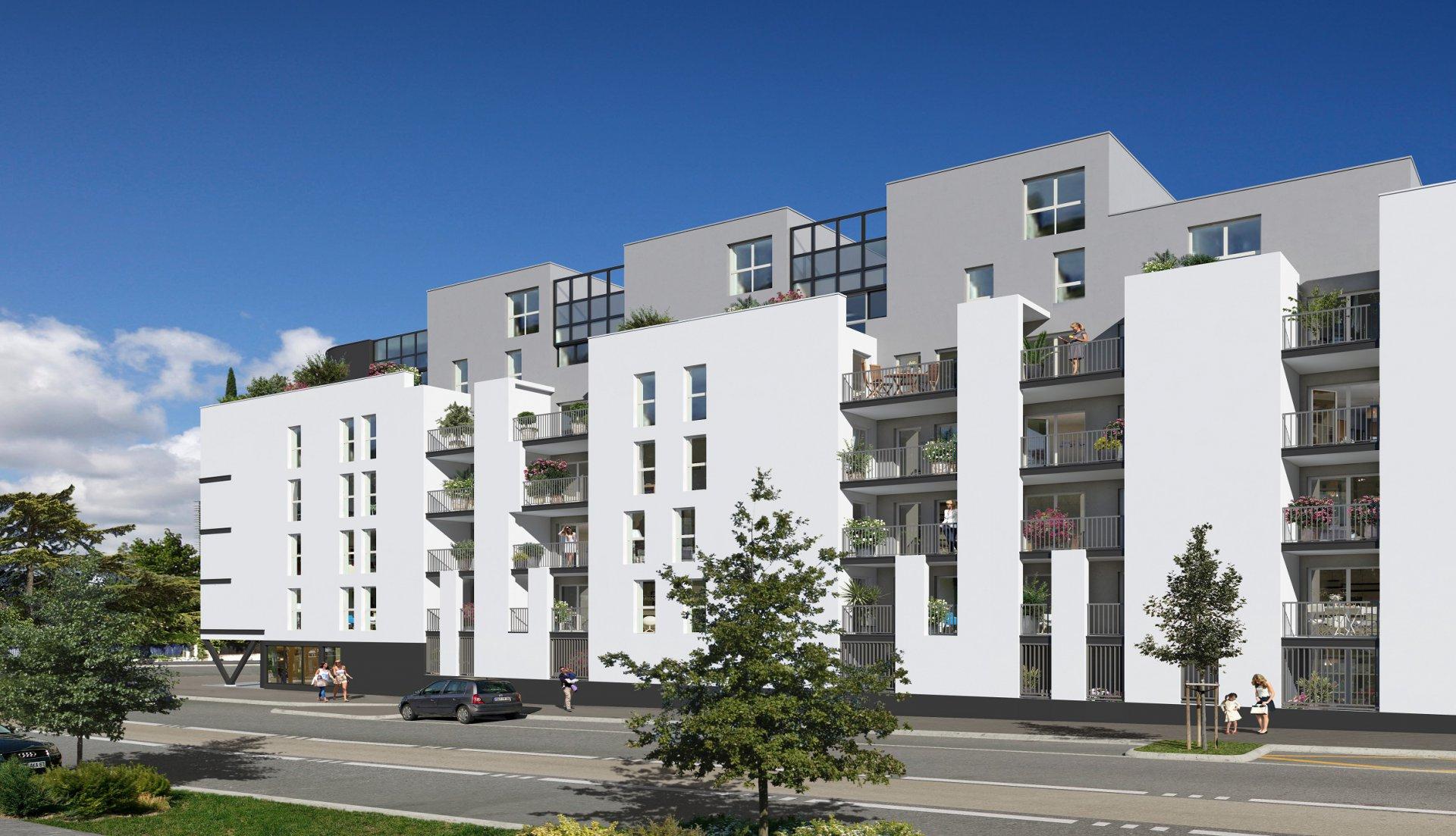 Programme Immeuble - Villenave-d'Ornon