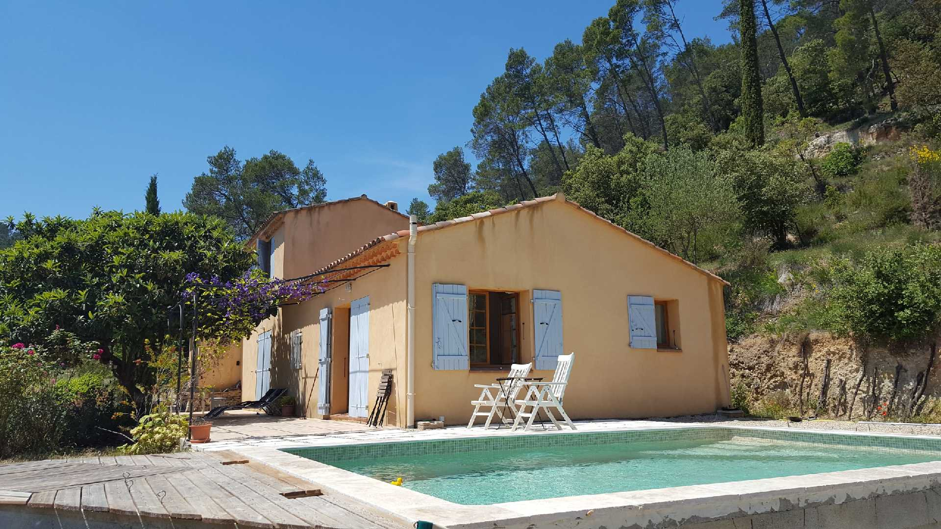 FOR SALE EXCLUSIVELY  Provençale charm in between Olive trees and Vines in le Thoronet