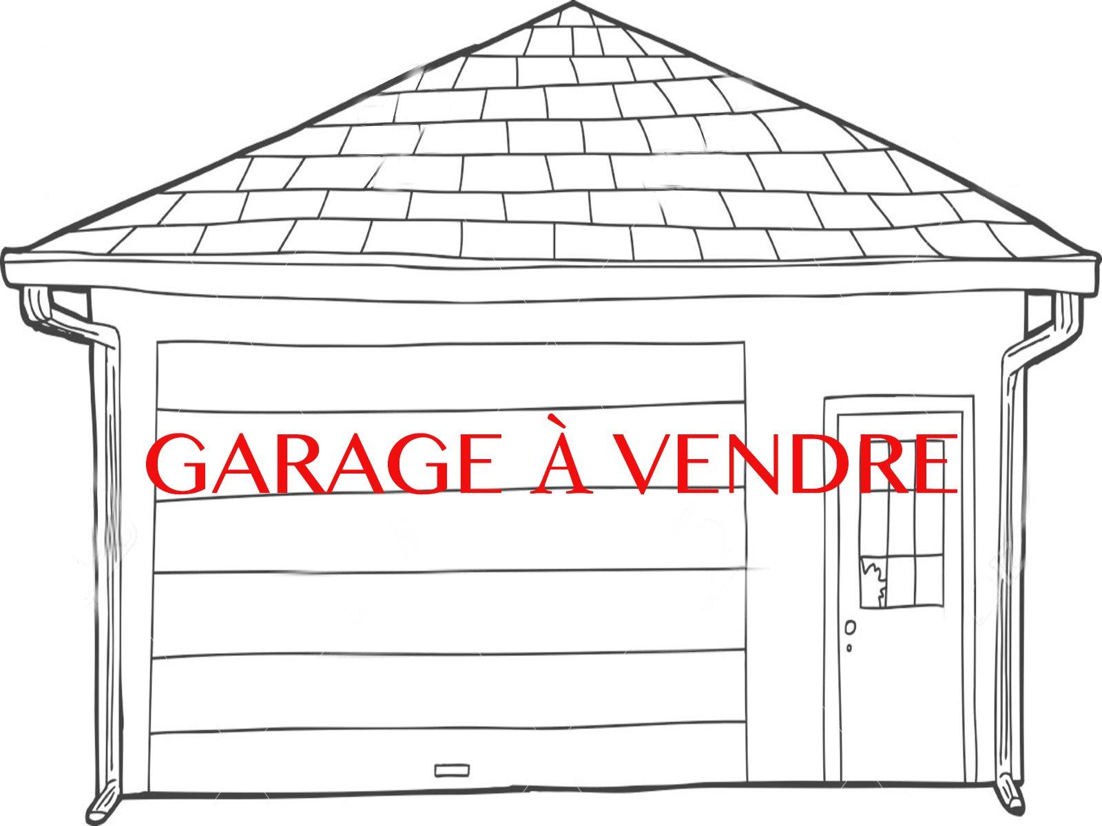 LE CANNET - ROCHEVILLE- GARAGE À VENDRE
