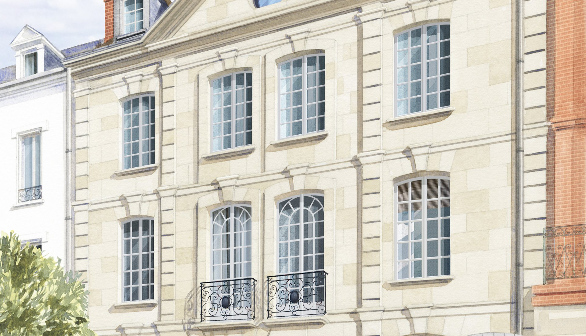 Programme Immeuble - Beauvais