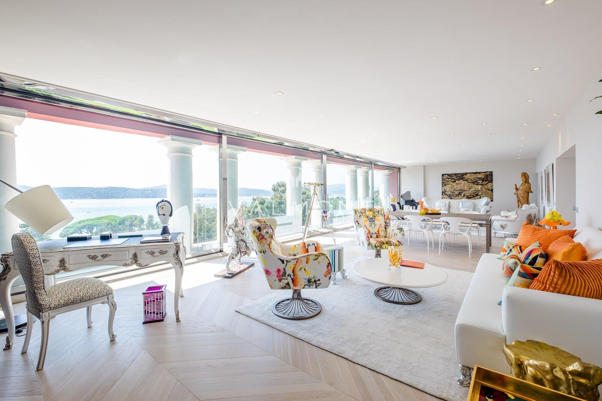 THE MOST EXTRAVAGANT PROPERTY OF THE FRENCH RIVIERA