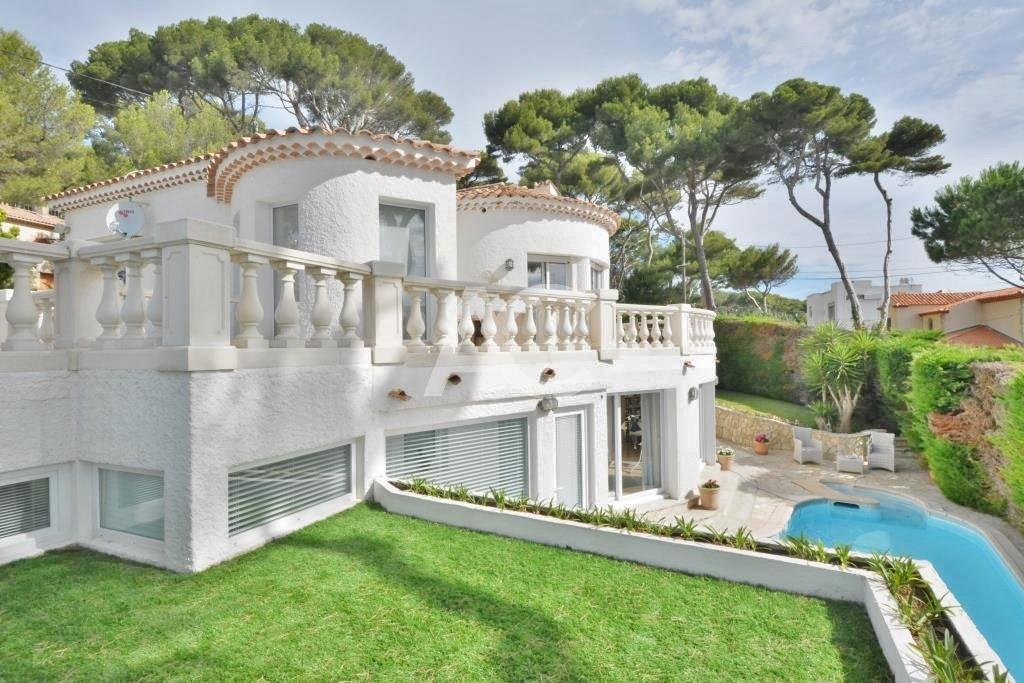 Villa with sea views - Cap d'Antibes Garoupe