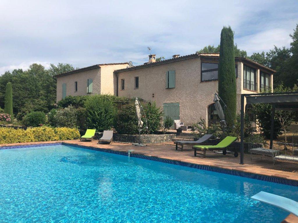 Verkauf Haus - Tourrettes - Frankreich