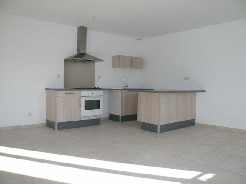In campage, 55 m² apartment type 2