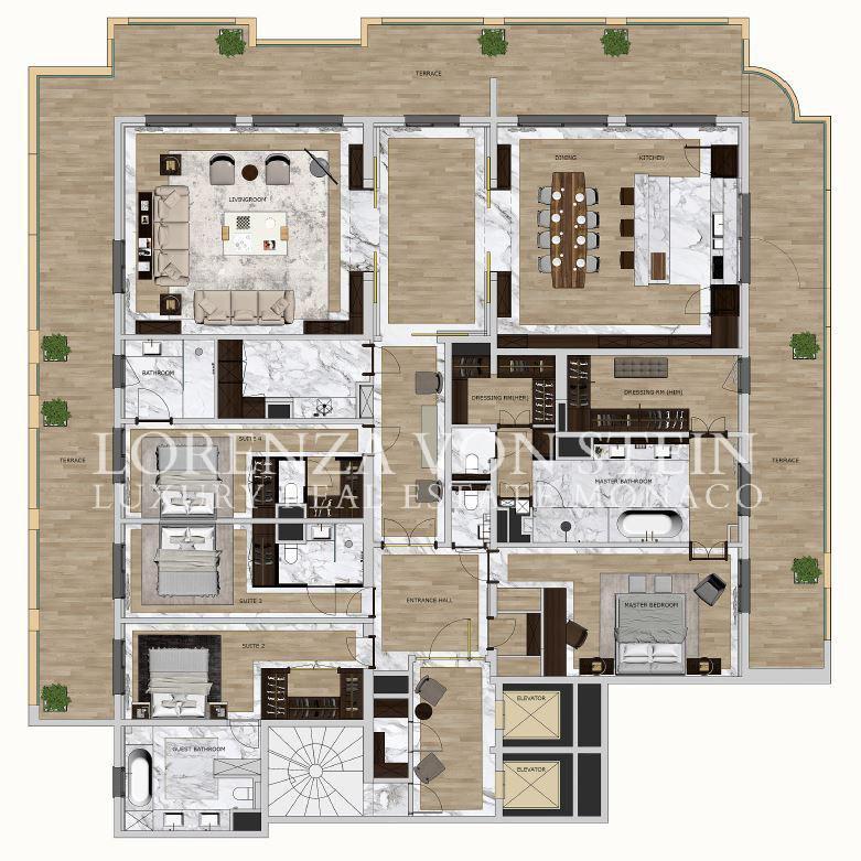Paradise – Уникальная квартира в двух шагах от моря