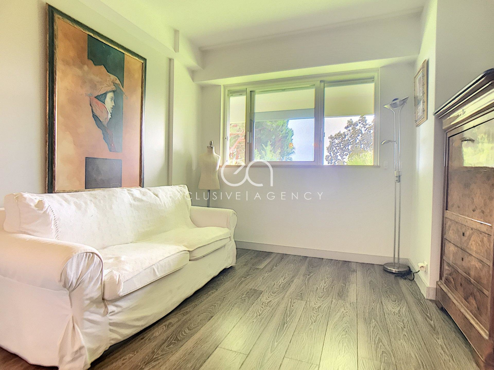 Cannes Eden luxurious secure residence-swimming pool-tennis