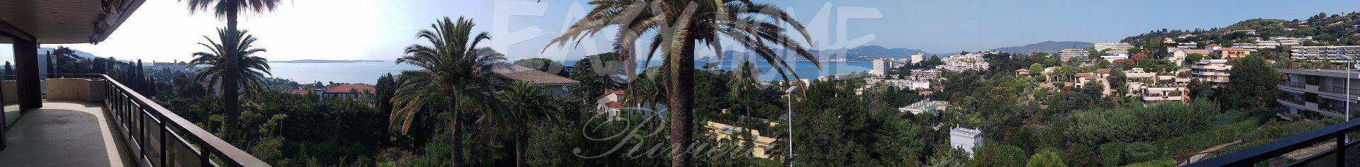 FOR SALE- BUILDING CANNES PANORAMIC SEA VIEW