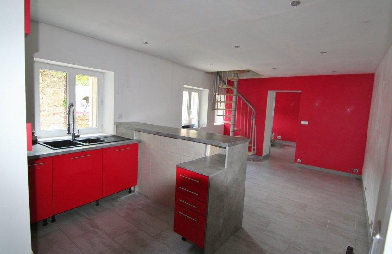 Rental Terraced house - Boissy-sous-Saint-Yon