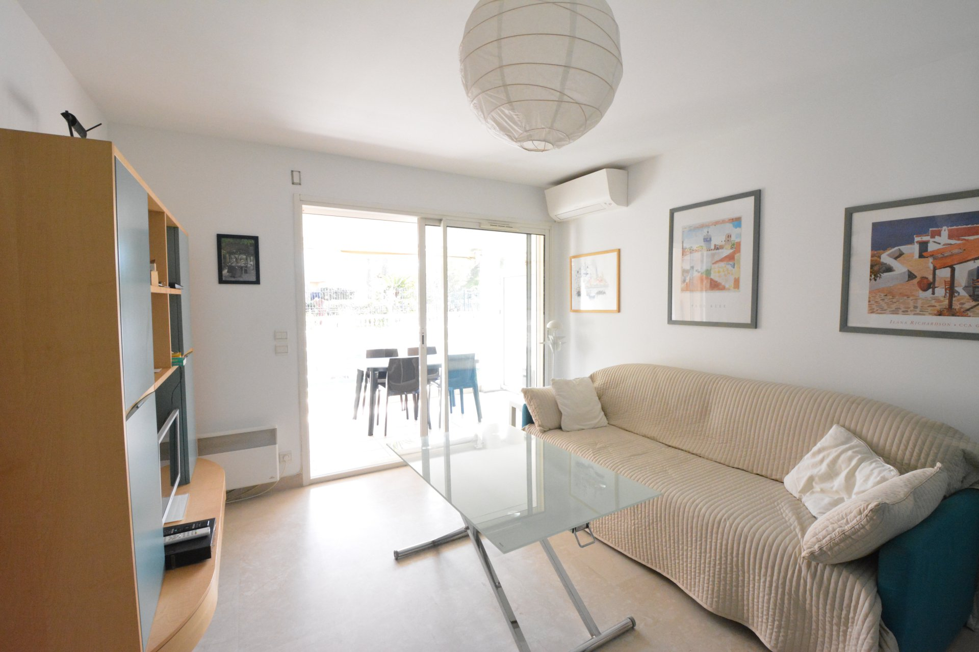 Apartment near Pinède parc in Juan les Pins