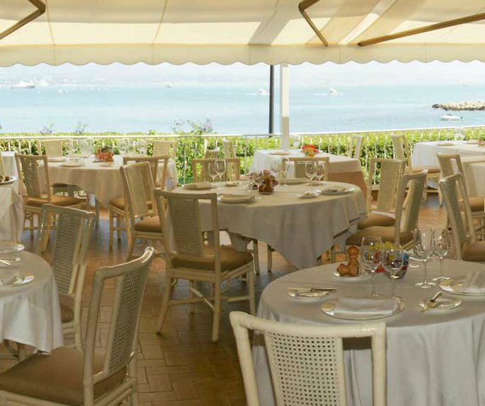 Gastronomic Fish Restaurant Cap D'Antibes