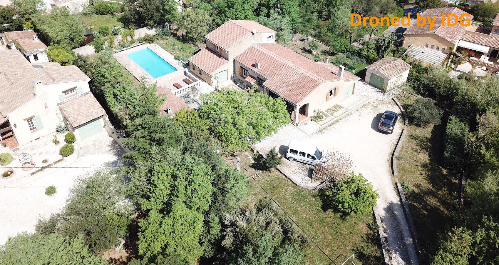 La Celle, pleasant provencal house