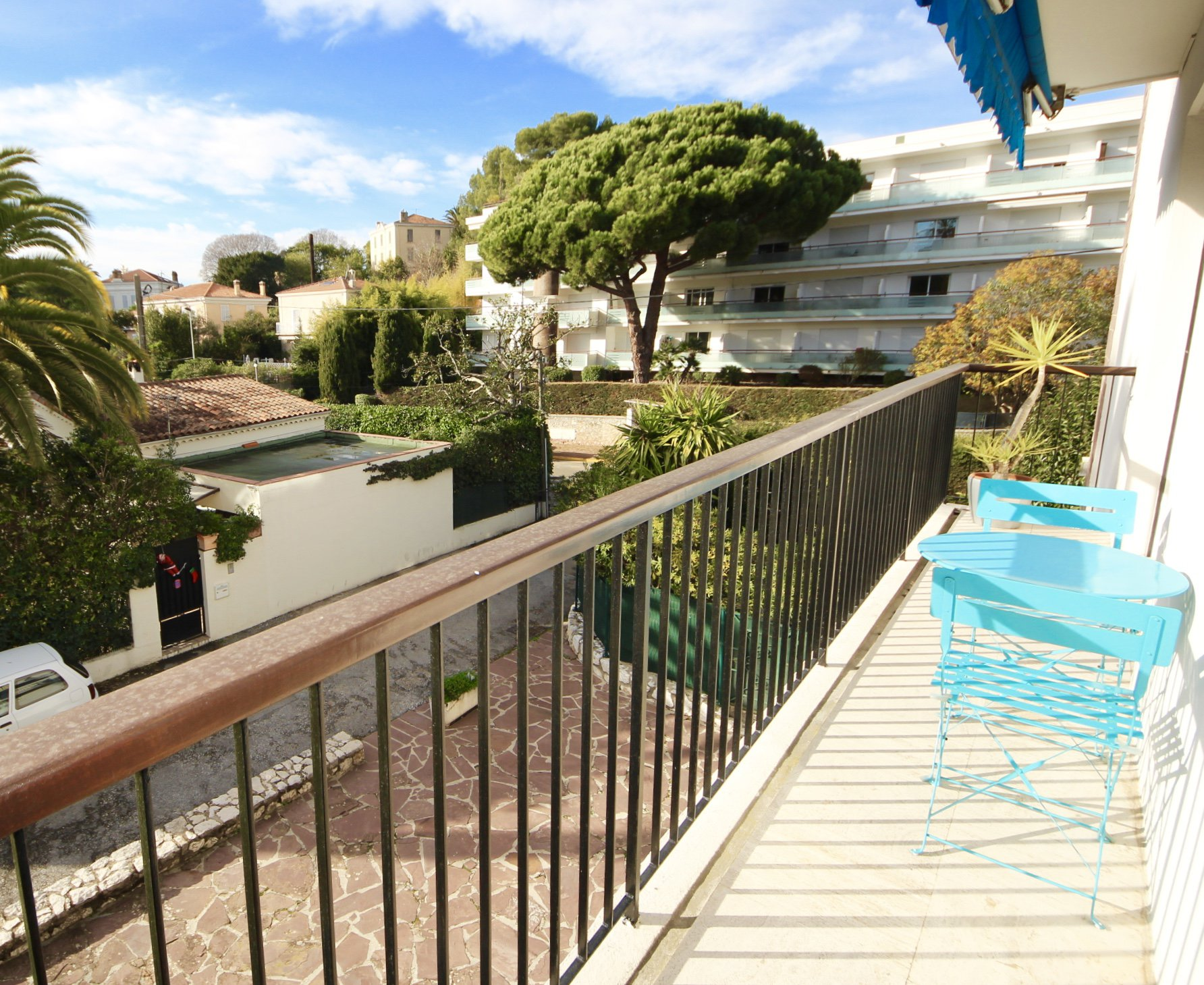 Cannes Montfleury, Gorgious 2 bedroom appartment with garage and cave