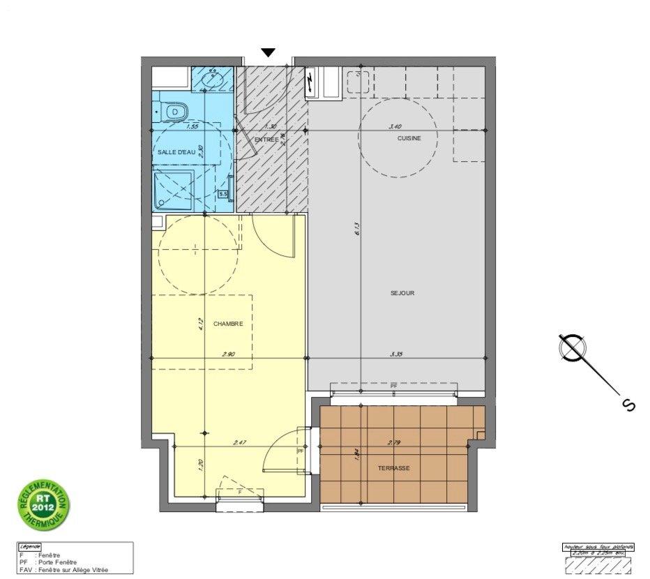 ANTIBES JUAN LES PINS - One bed Apartment near beaches