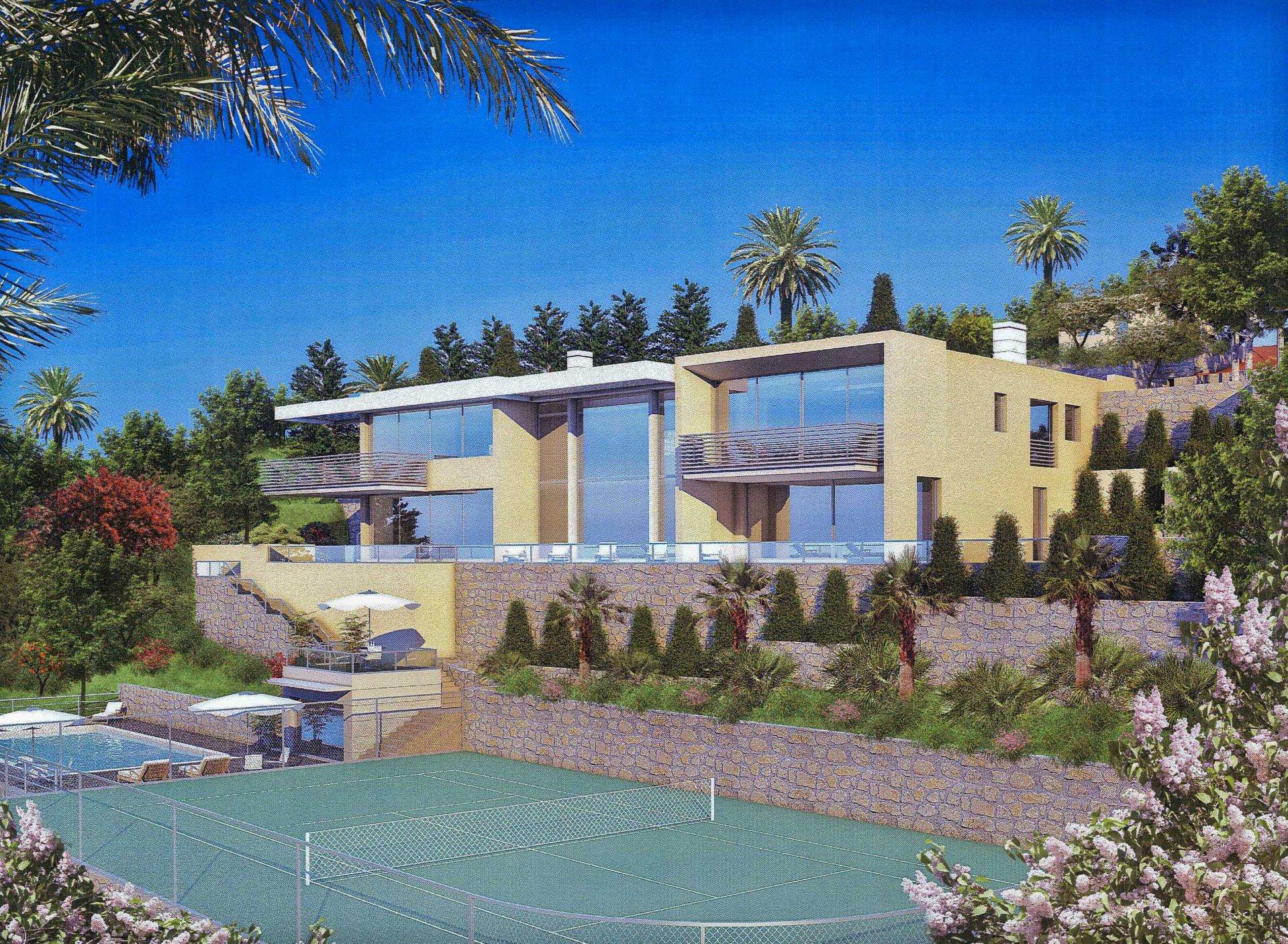 Unique Contemporary Villa