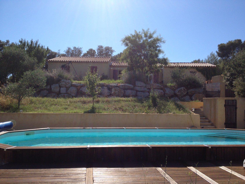Villa T4 avec piscine