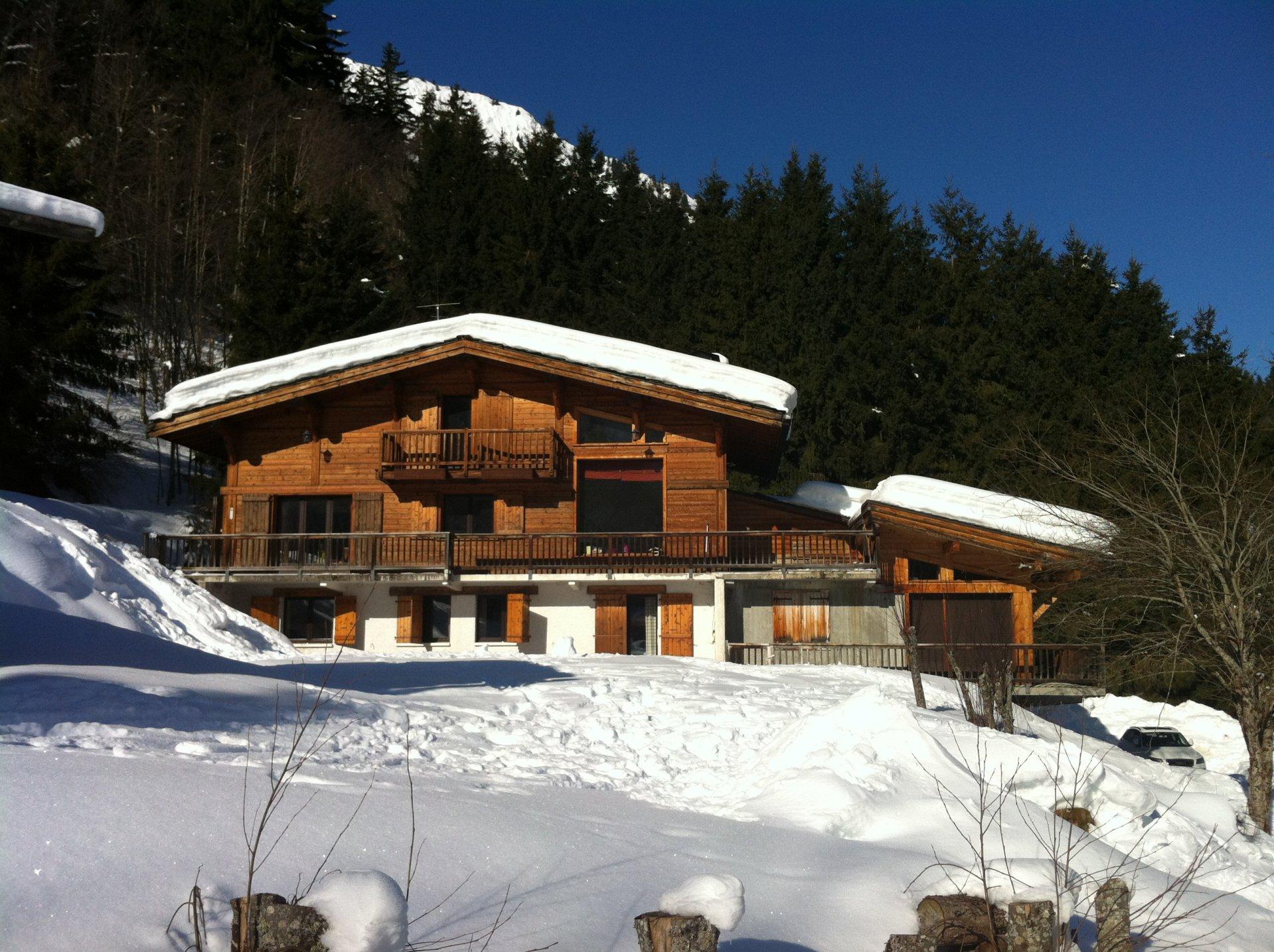 Sale Chalet - Les Houches