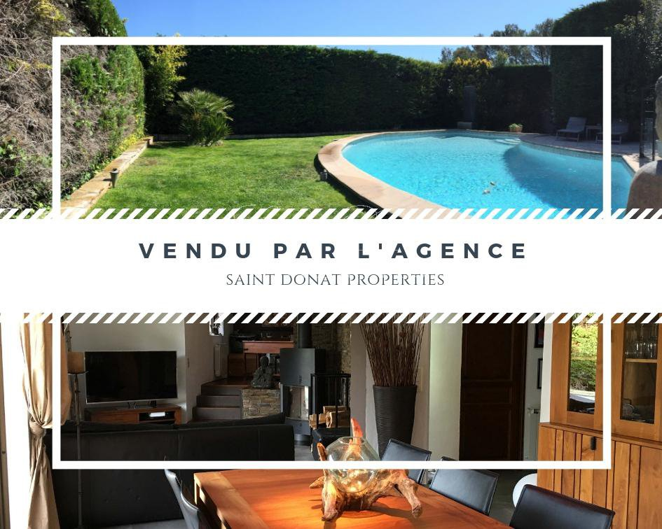 Sale House - Mougins Saint-Basile