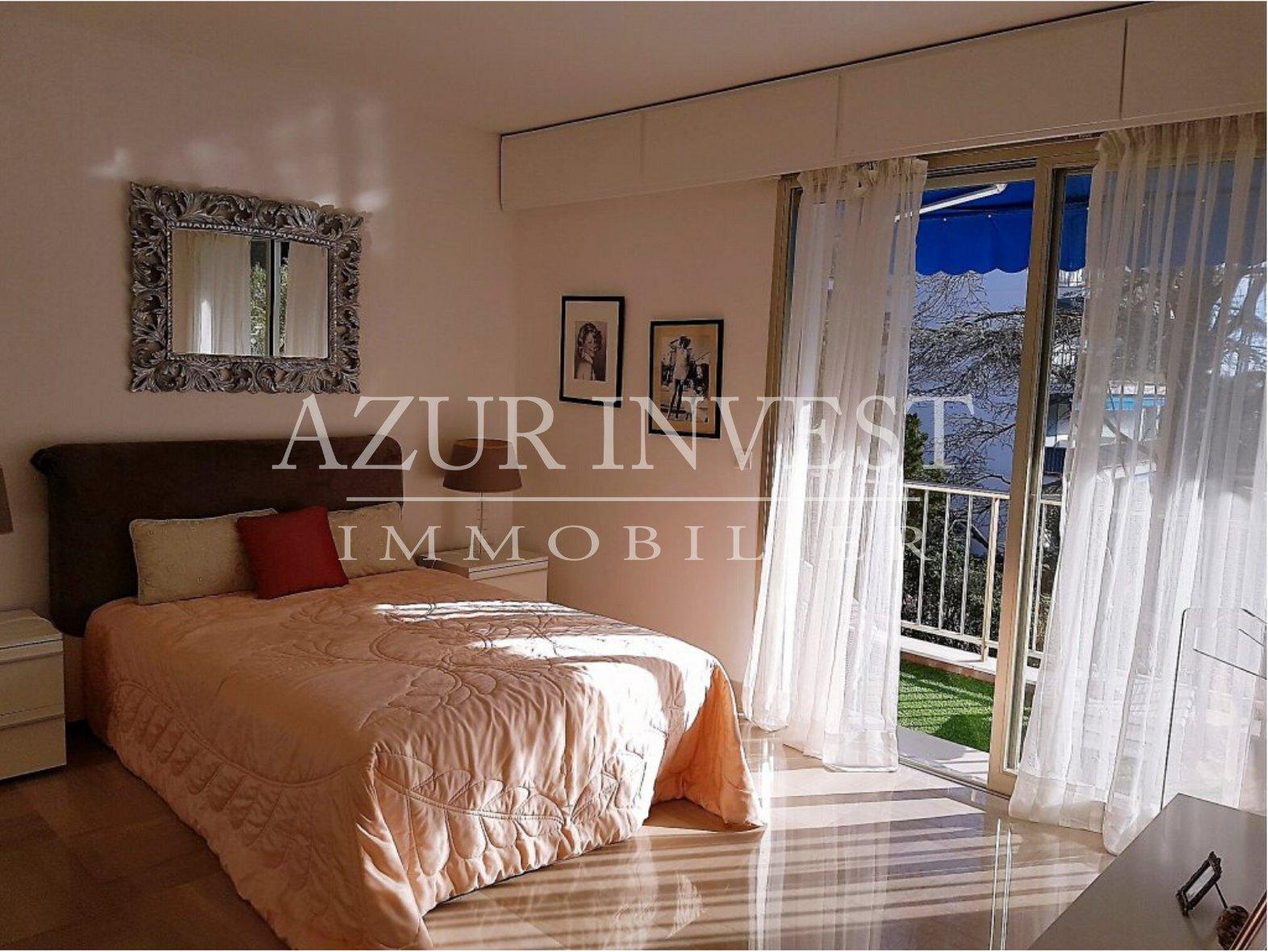 Spacious 3 rooms apartment sea view - Cap Martin