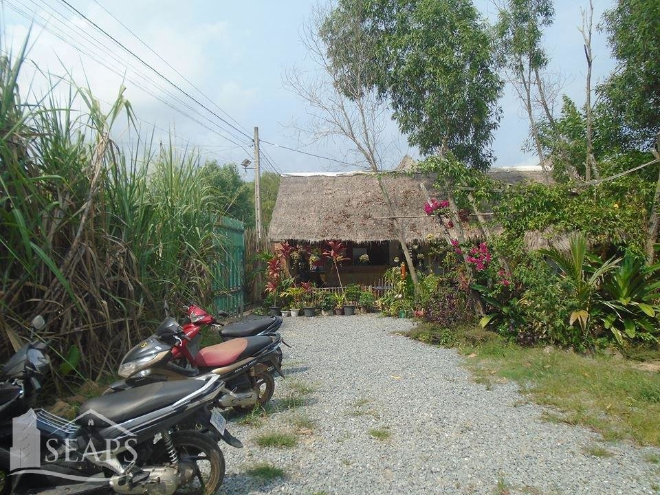OTRES JUNGLE GUESTHOUSE FOR SALE