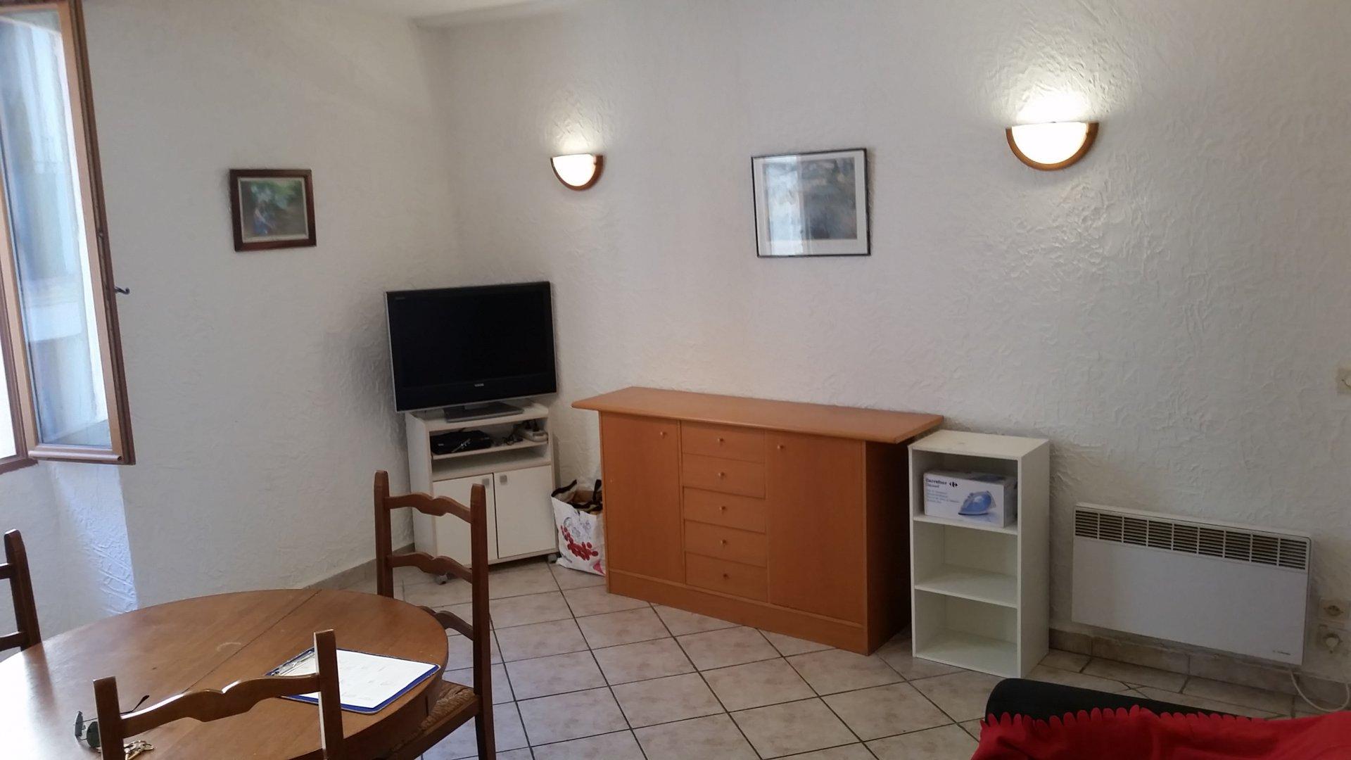Vieil Antibes, 2p de 37 m² Rue des paveurs