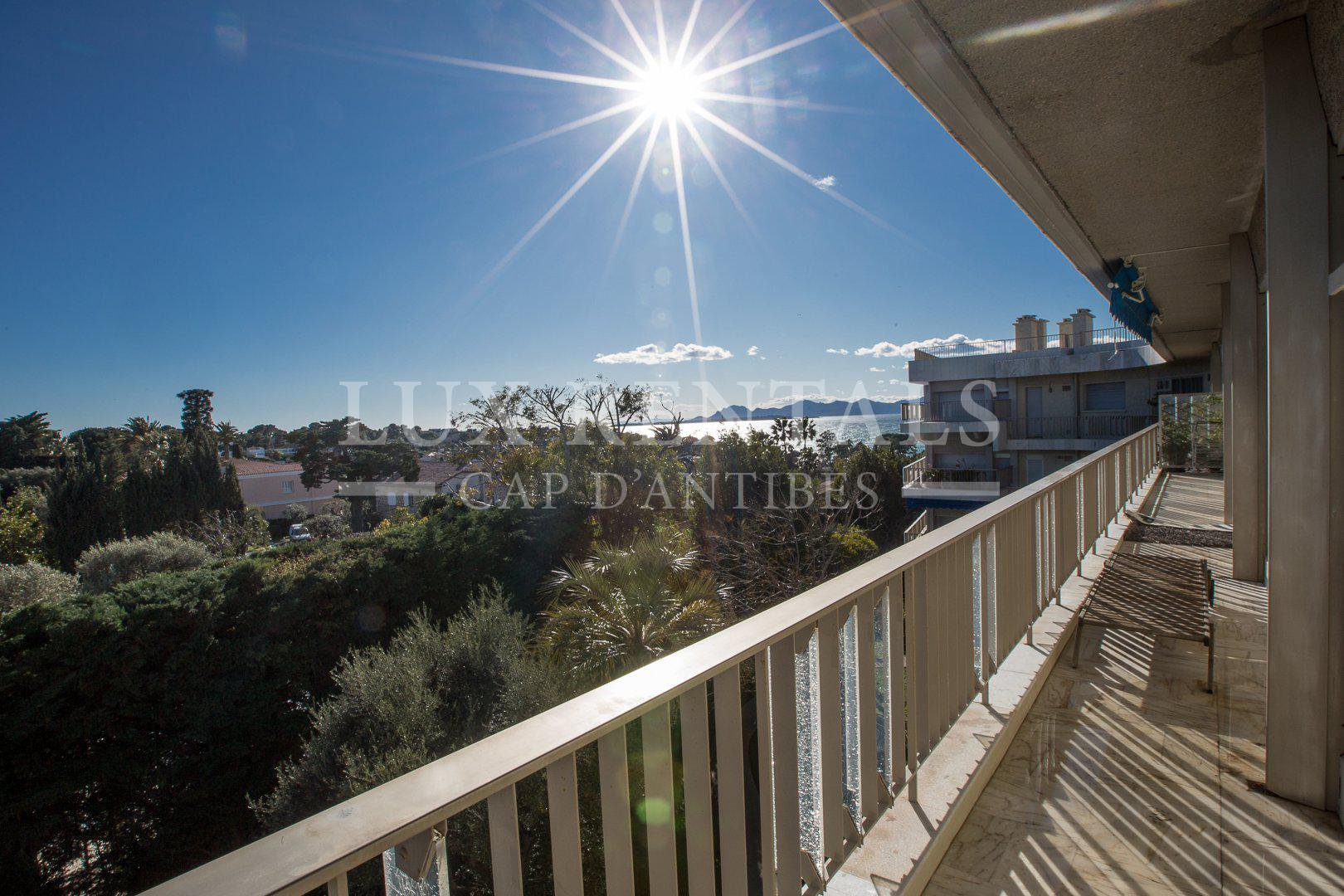 Appartement 4 pièces Cap d'Antibes