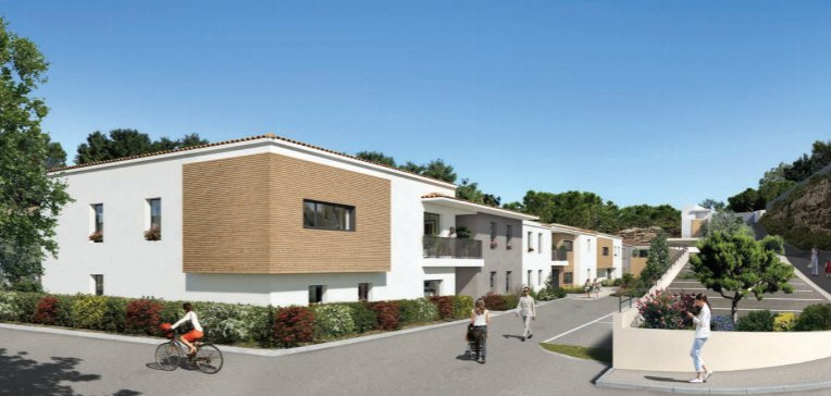 Development Apartment - Castelnau-le-Lez