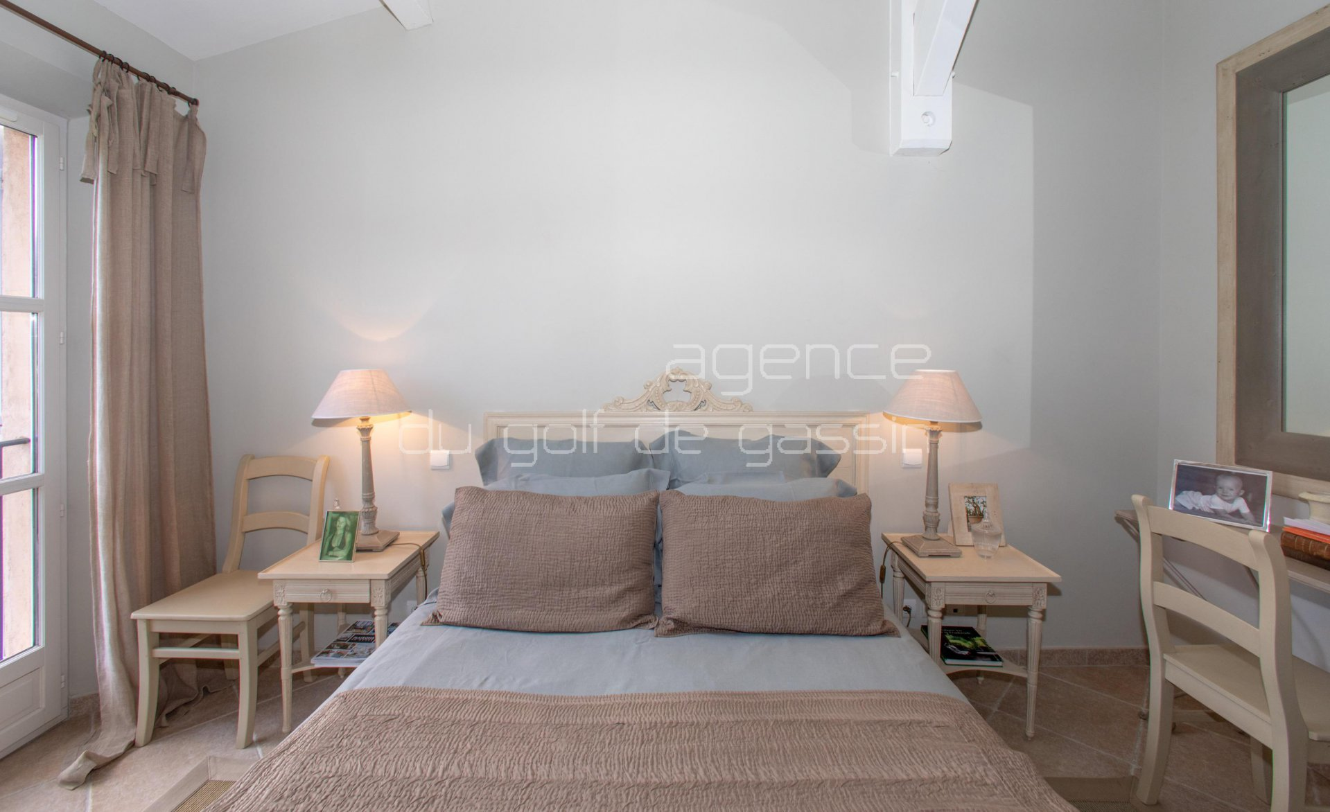 Saint Tropez Gassin  Villa AUGUSTA 3 bedrooms villa secured domain