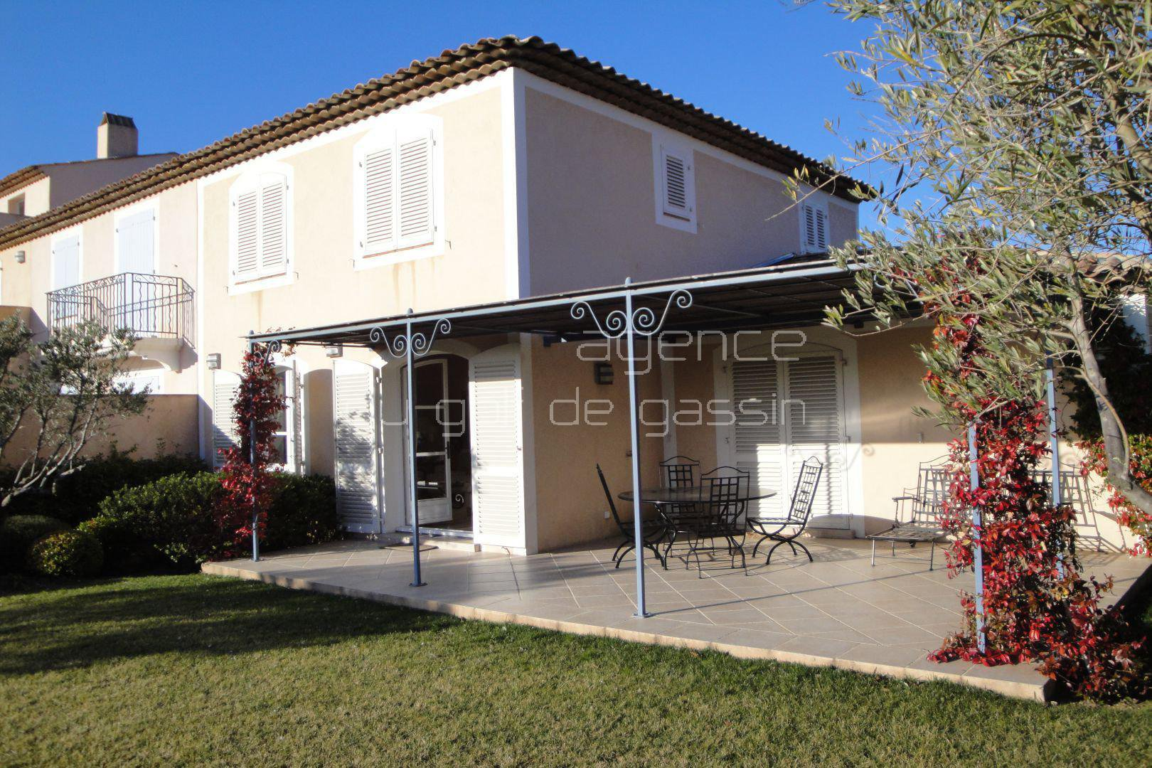 Seasonal rental House - Gassin