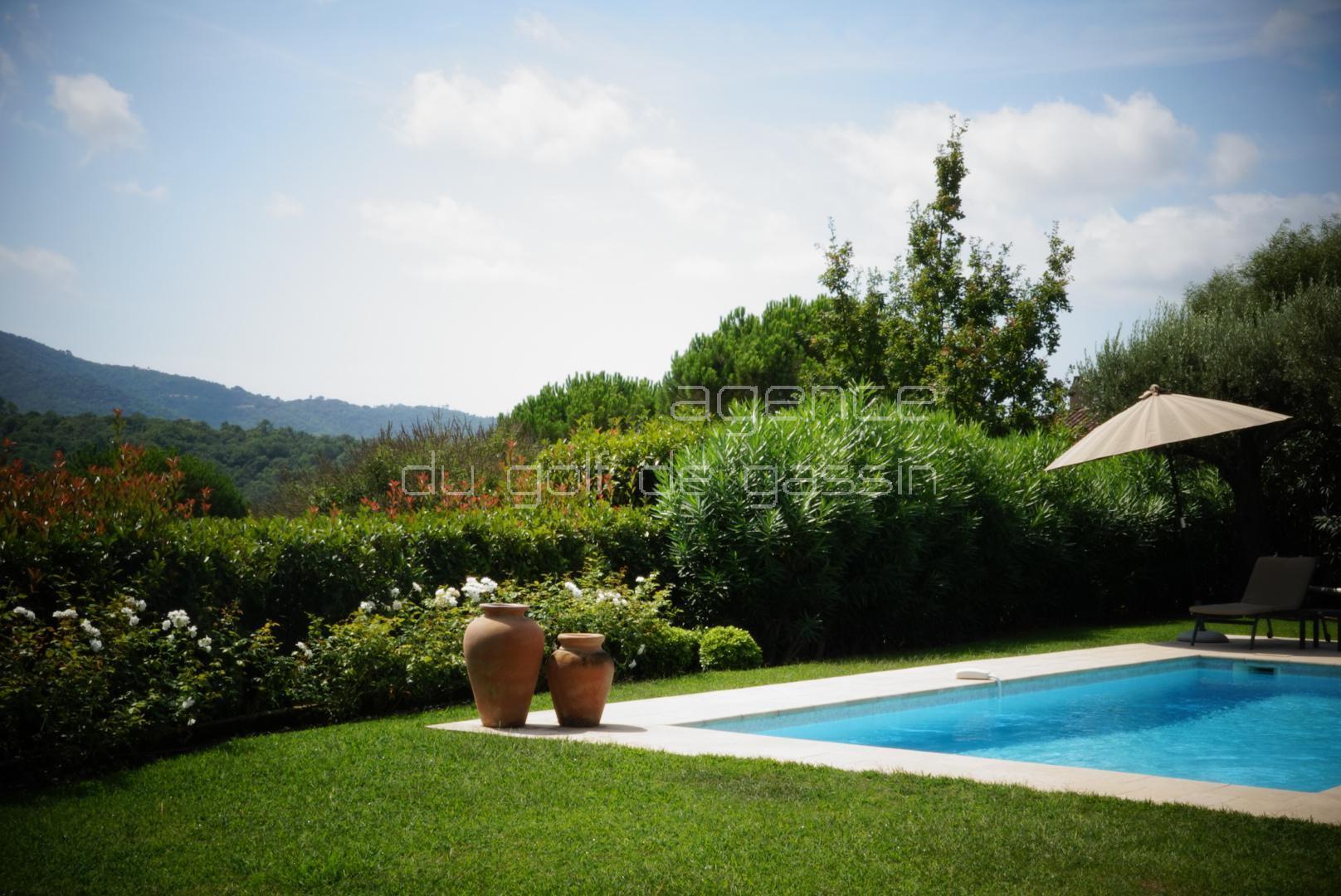 jolie villa 4 chambres -vue degagée