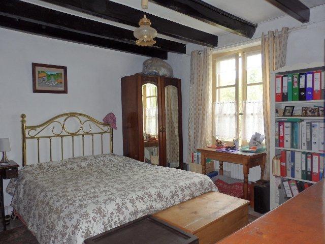 Bauernhaus mit cottage in Luchapt in der Vienne