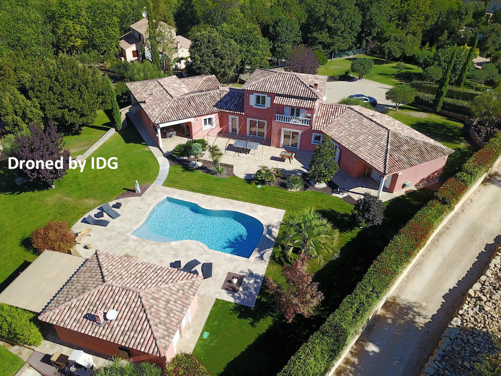 Besse sur Issole, an exceptional house in the region
