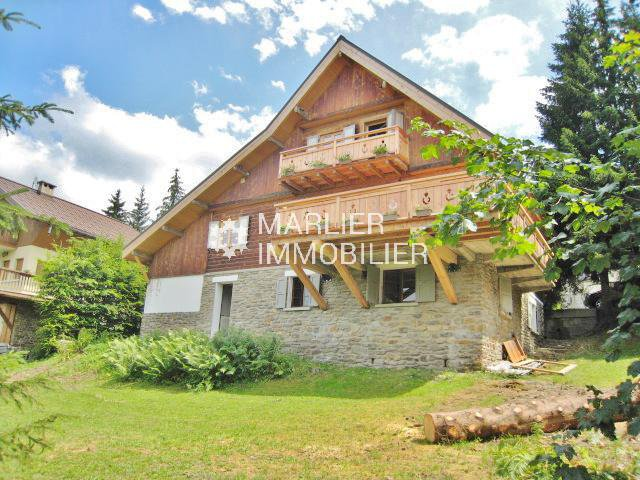 Seasonal rental Chalet - Megève Rochebrune