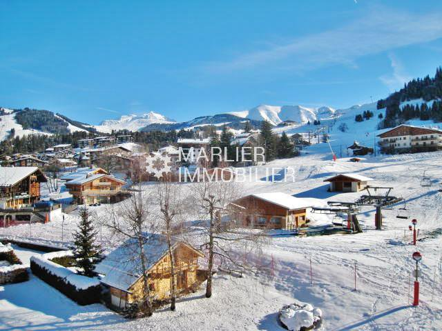 Seasonal rental Apartment - Megève