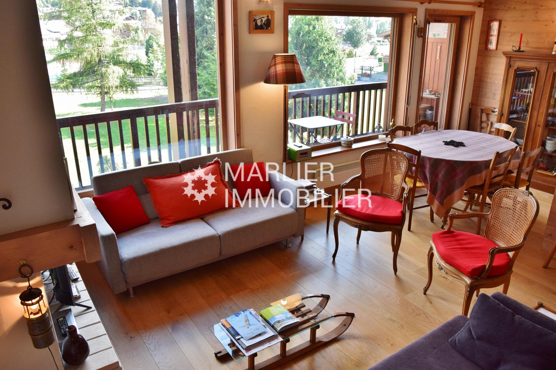 Seasonal rental Apartment - Megève Le Jaillet