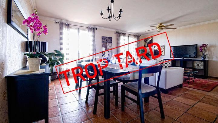 Appartement T4 VUE MER - JUAN LES PINS
