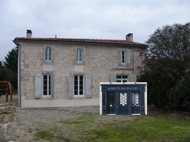 Renovated Charentaise house