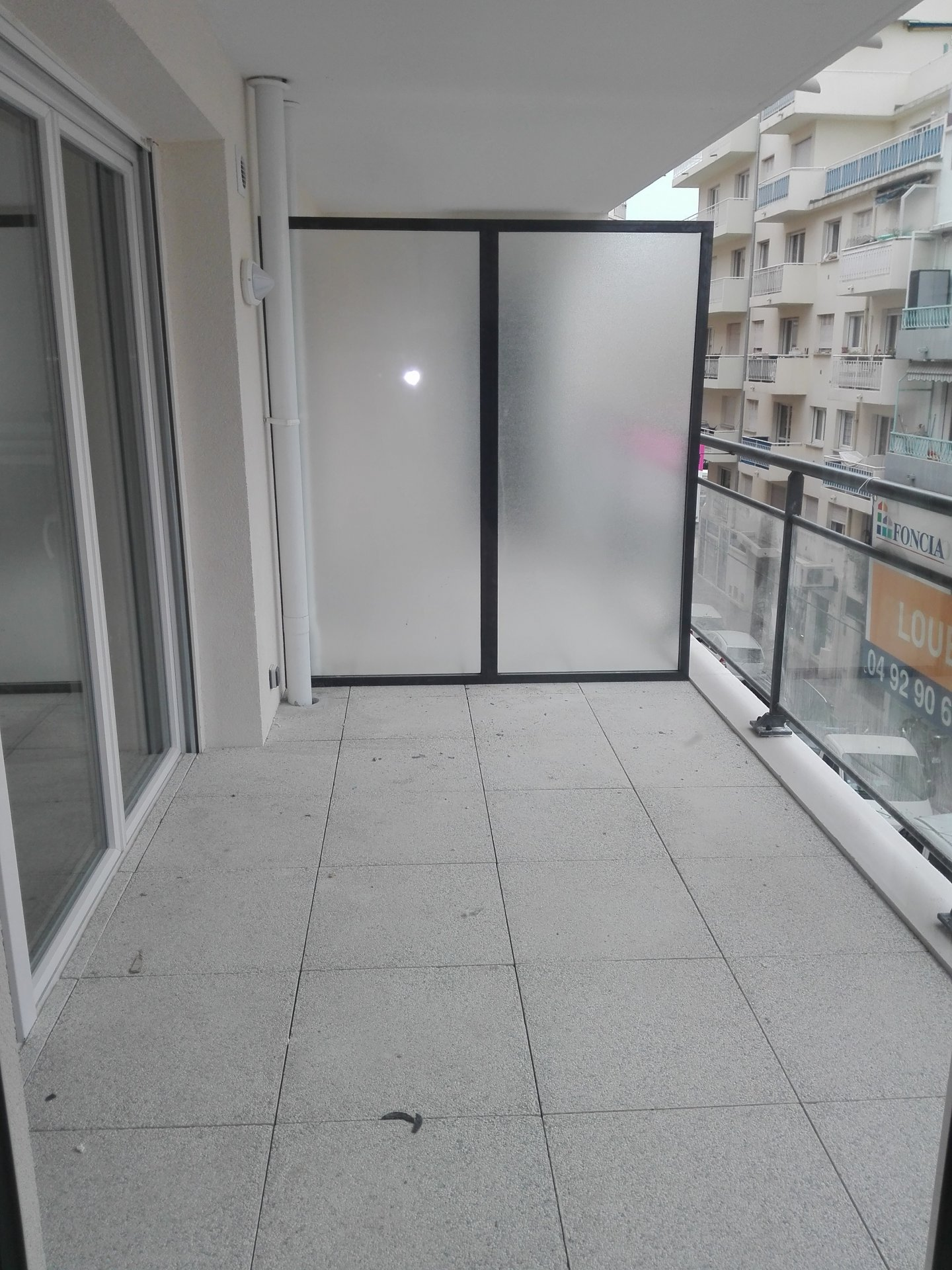 Beau 2p de 50 m² + terrasse de 7m² + 1 parking