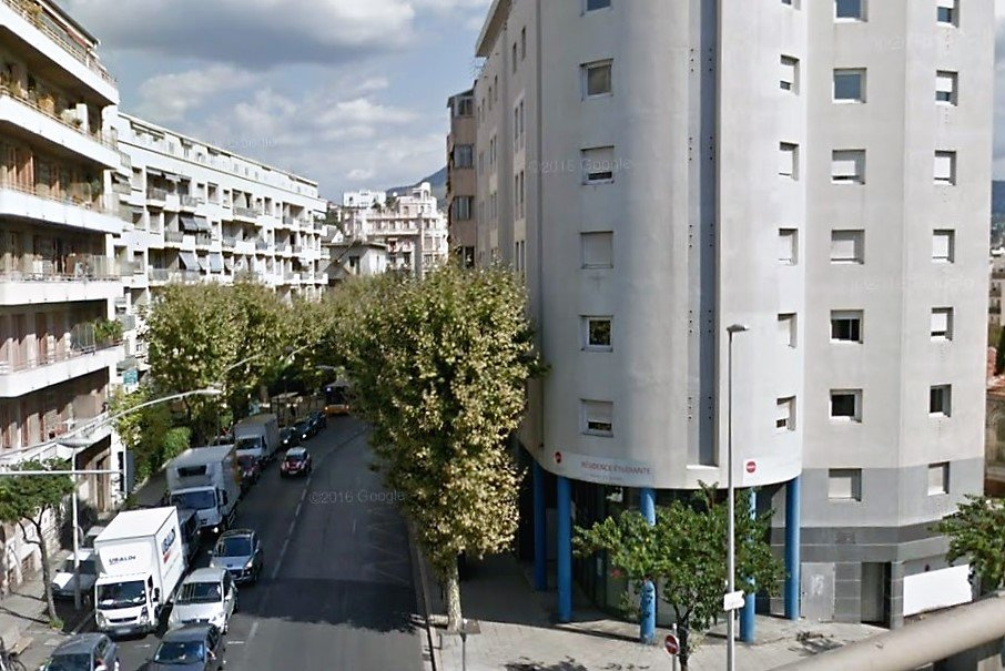 Nice Grosso district : carpark for sale