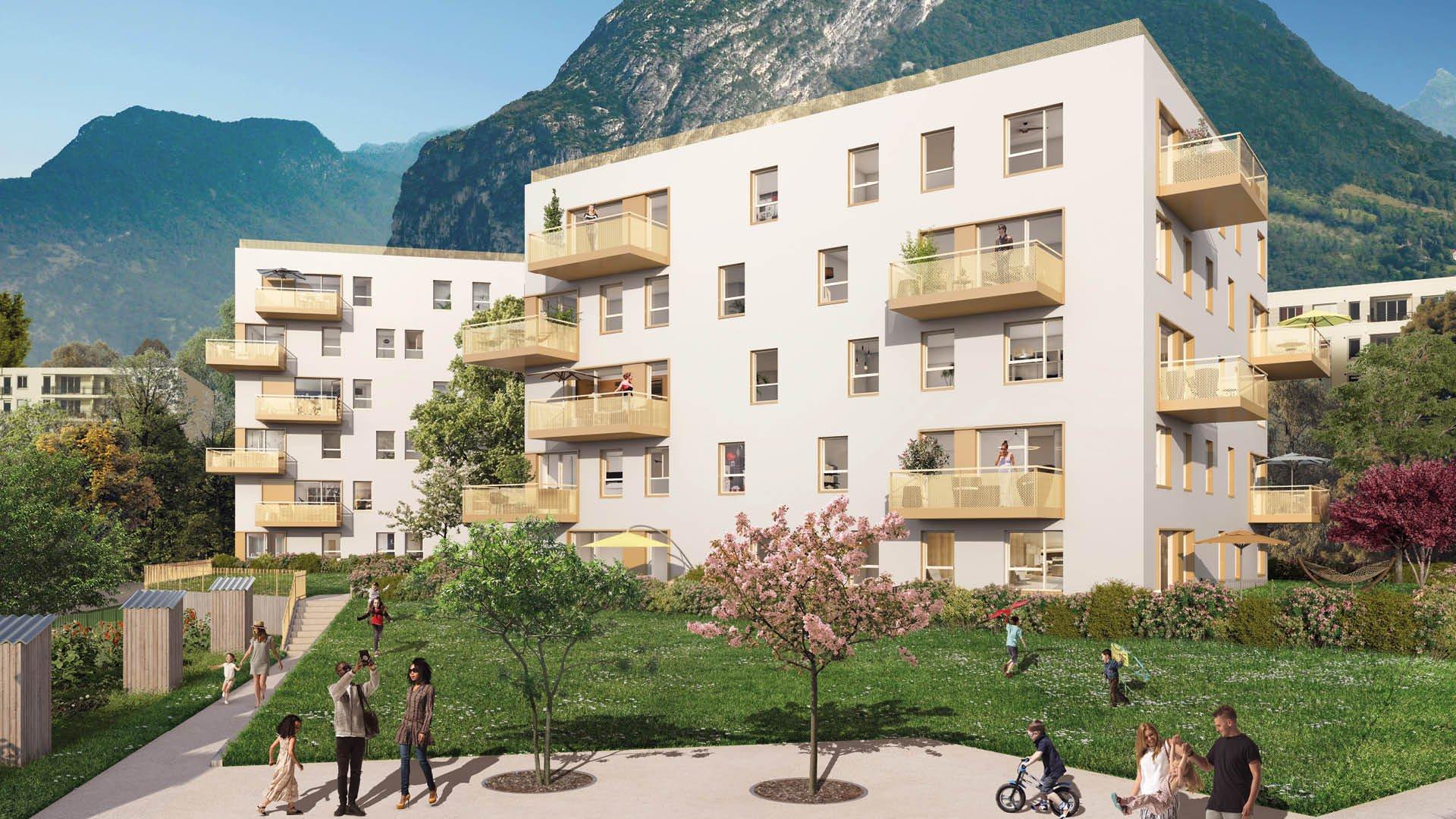 Programme Immeuble - Saint-Martin-le-Vinoux